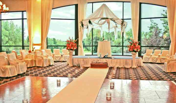 Mirabel Country Club Wedding Venue