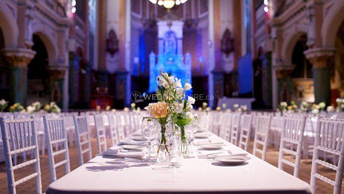 Quebec wedding