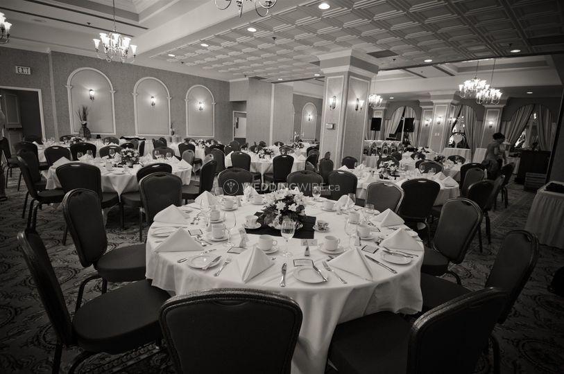Victoria Hotel Wedding Venue