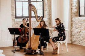 The Soenen Sisters - Harp Flute and Cello Trio