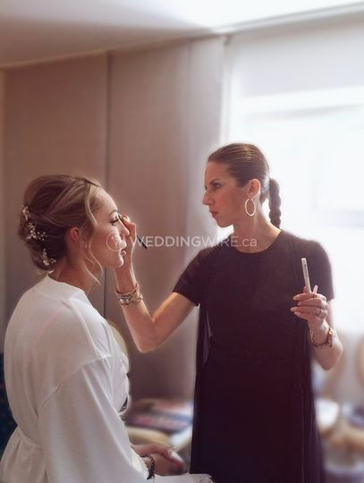 Espace Makeup Wedding Makeup