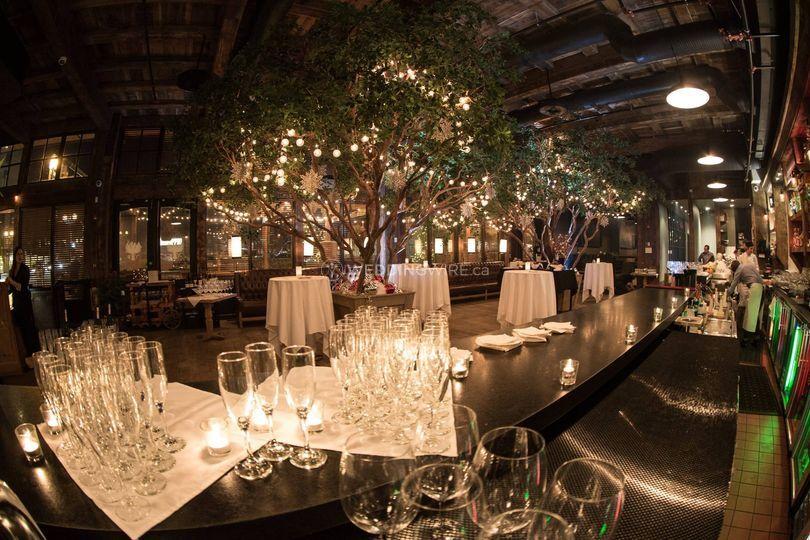 Real Weddings Pricing: Wurst Restaurant & Beer Garden