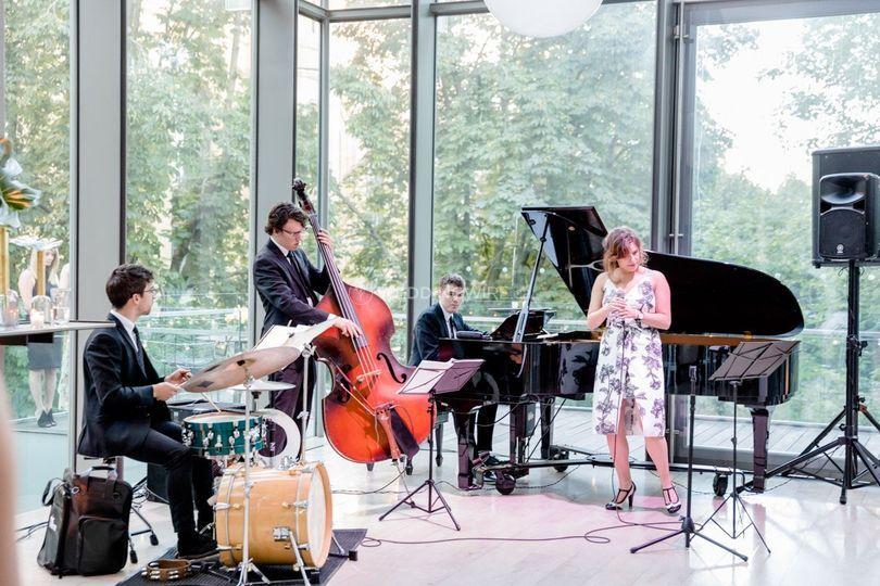 StereoFlavour Jazz Quartet