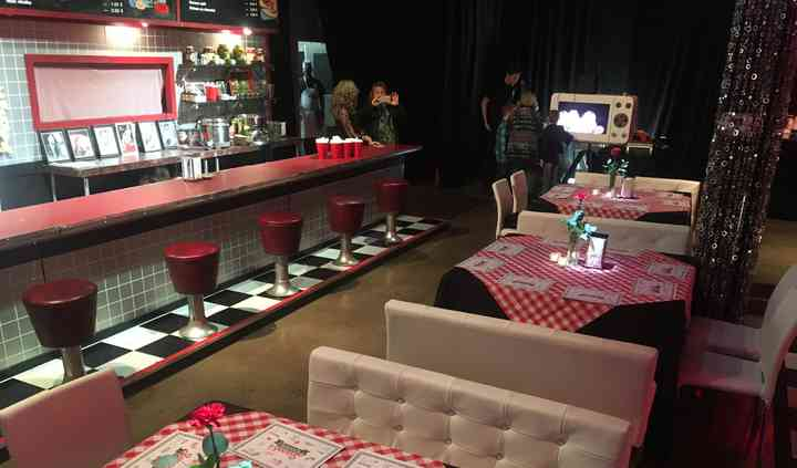 Diner Themed Party