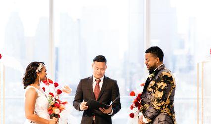 Leonard Nolasco - Wedding Officiant 1
