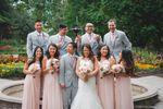 Alyssa & Michael bridal party