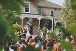 Tara & Jeff's wedding ceremony