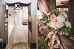 Dress & Bouquet
