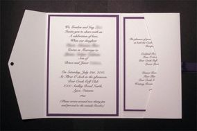 PaperCuts Invitation Design