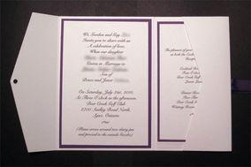 PaperCuts Invitation Design