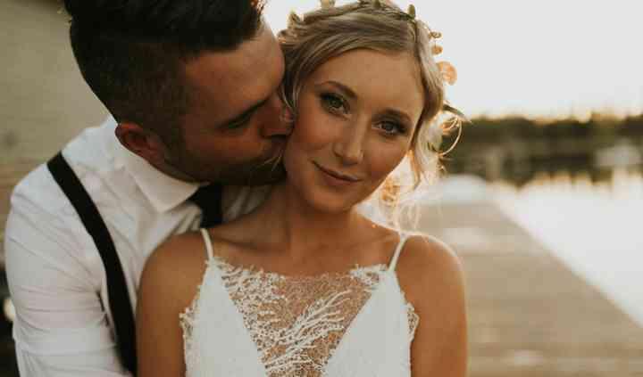Chloe + Dan's Lovely Wedding