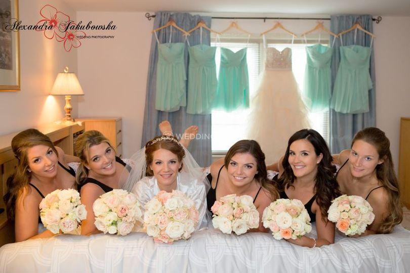 Cheap Wedding Gowns Toronto: Alexandra Jakubowska Wedding Photographer