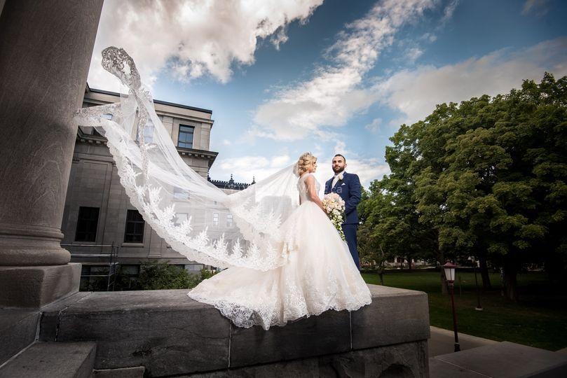 Wedding infinity convention