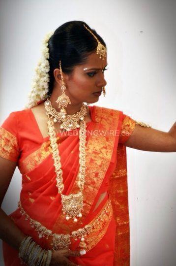 Hindu Bridal muah