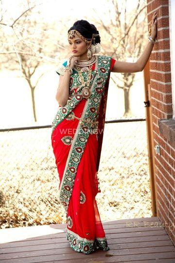 Indian Bridal muah