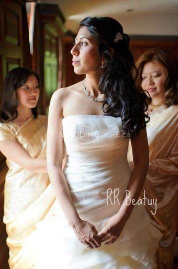 Bridal muah
