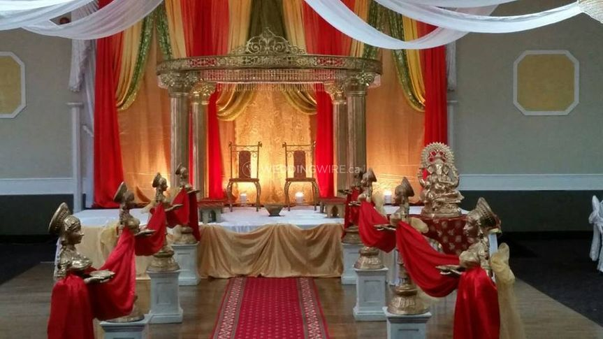 Banquet Halls In Brampton And Mississauga Indian Wedding