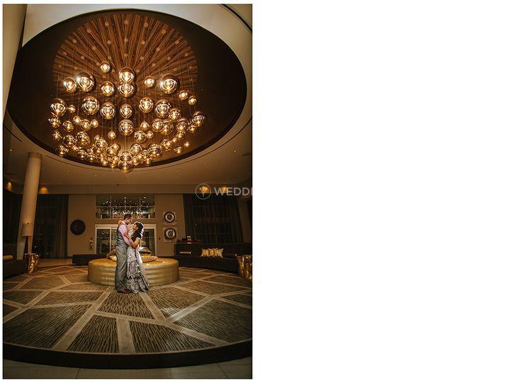 Glamorous Lobby