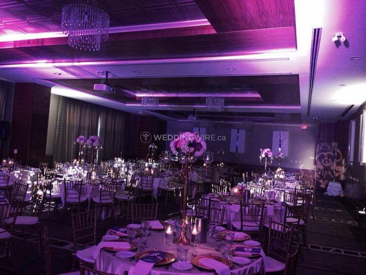 Ritz B Wedding