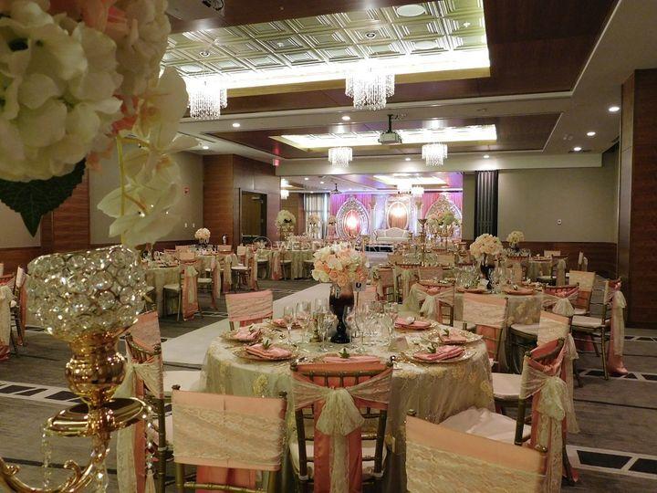 Stunning Ritz Ballroom