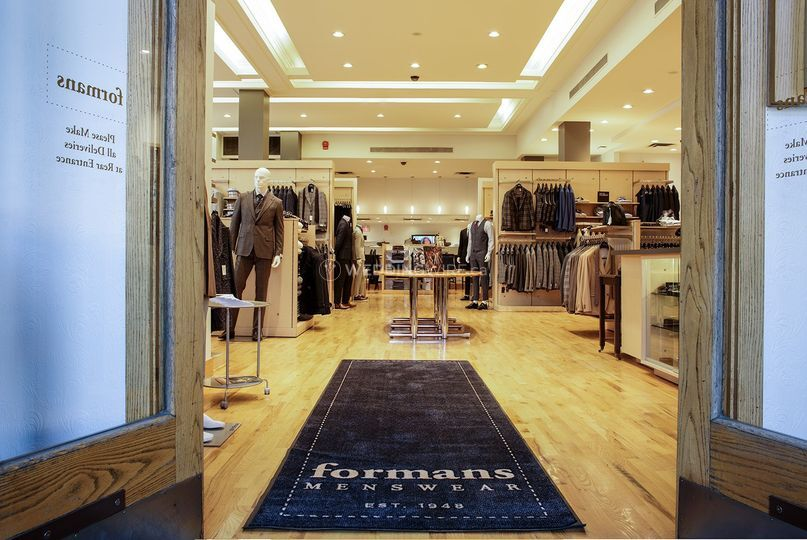Formans Menswear