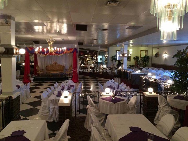Kingston, Ontario banquet hall