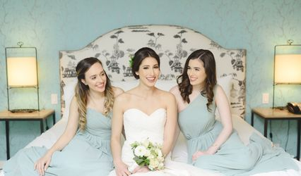 Pastel Dress Party - Bridesmaid Dresses & Bridal Accessories 1