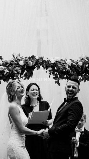 A Dapper Wedding