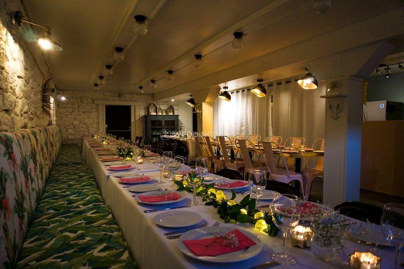 Banquette 2