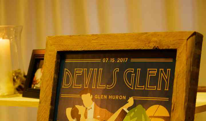 Weddings at Devils Glen