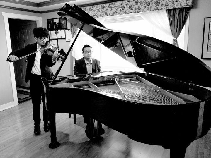 Wedding Music Vancouver - Piano and Violin