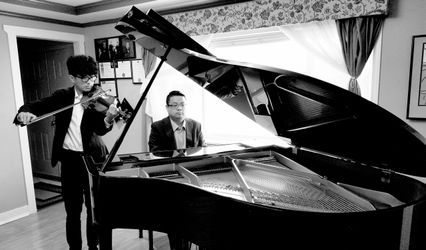 Wedding Music Vancouver - Piano and Violin 1