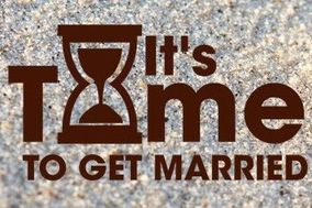 It's Time To Get Married