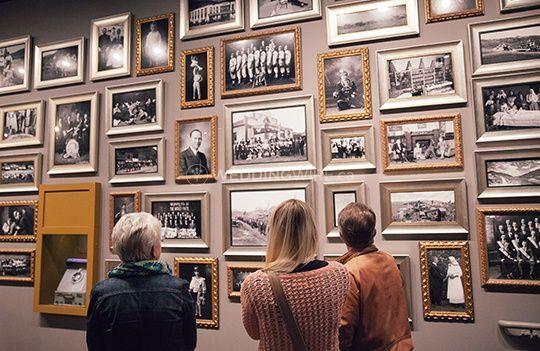 3rd floor gallery