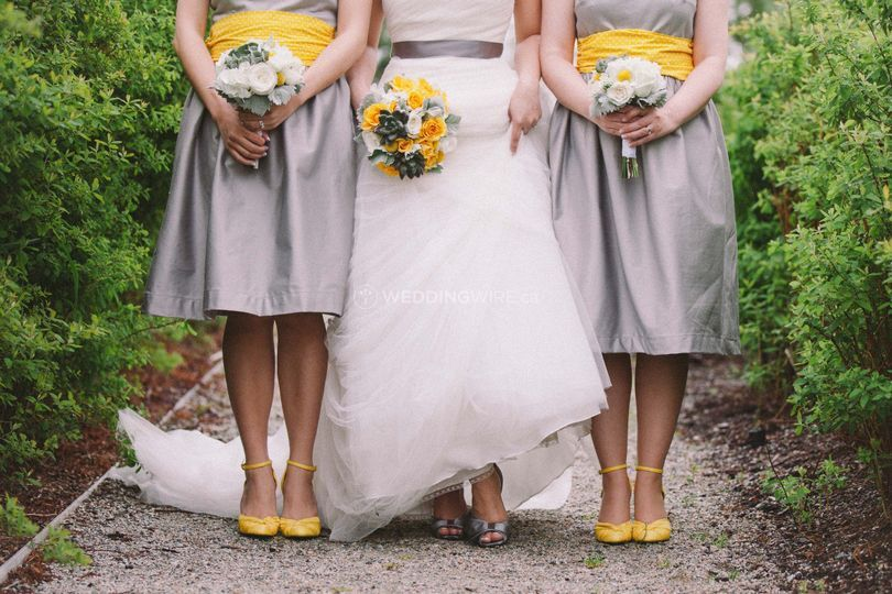 Rounded Bouquets