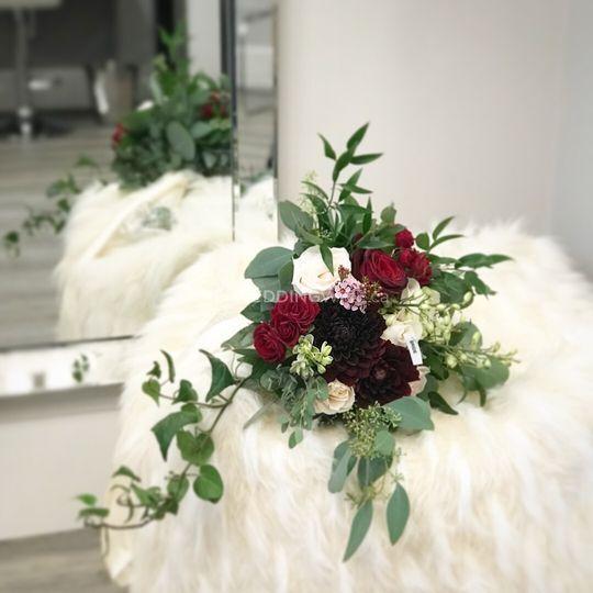Lush Garden Style for Bride