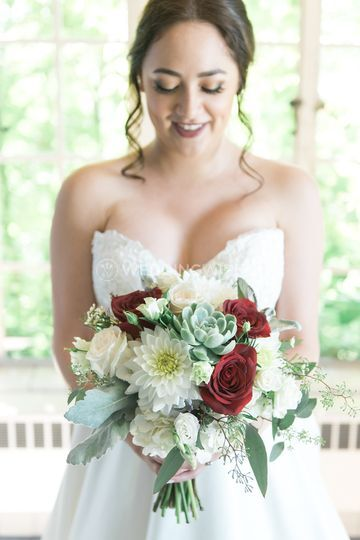 Textured for Brides