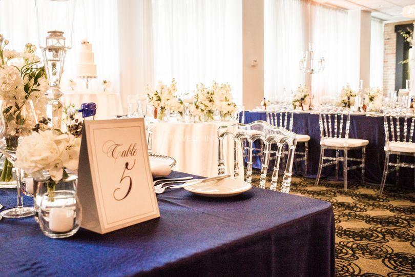 Reception ballrooms available