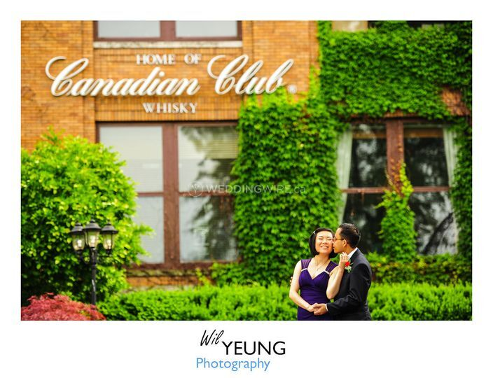 Canadian Club Wedding