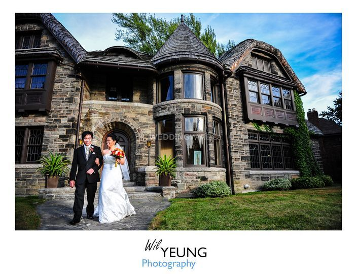 Low Martin House Wedding