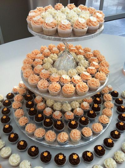 wedding cakes and cupcakes edmonton minibites cupcakes 23789