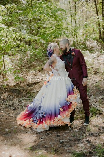 Grafton wedding