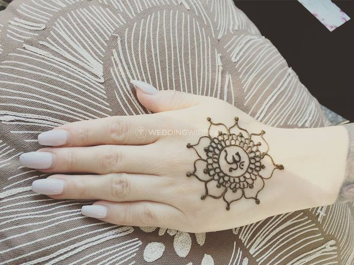 Henna Tattoo Vancouver Bc : Photo of henna by arneet