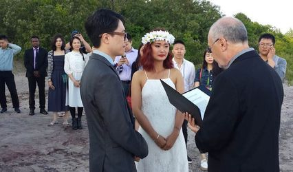 Wedding Officiant 1