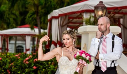 Fit Bunnies Fitness: Bride Bunny