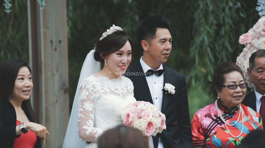 Priscilla & Kenny - Wedding