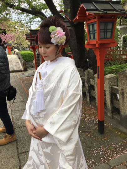 Japan transitional makeup and