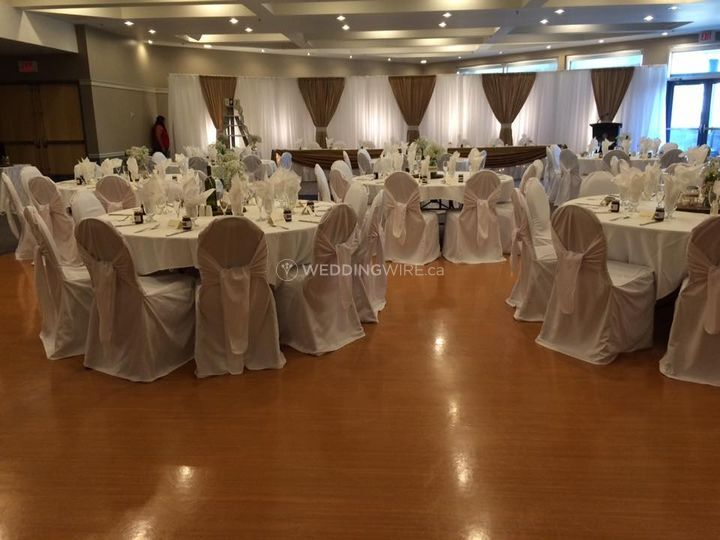 Fort Saskatchewan, Alberta wedding caterer