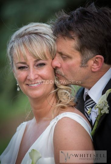 St. Albert, Alberta wedding couple