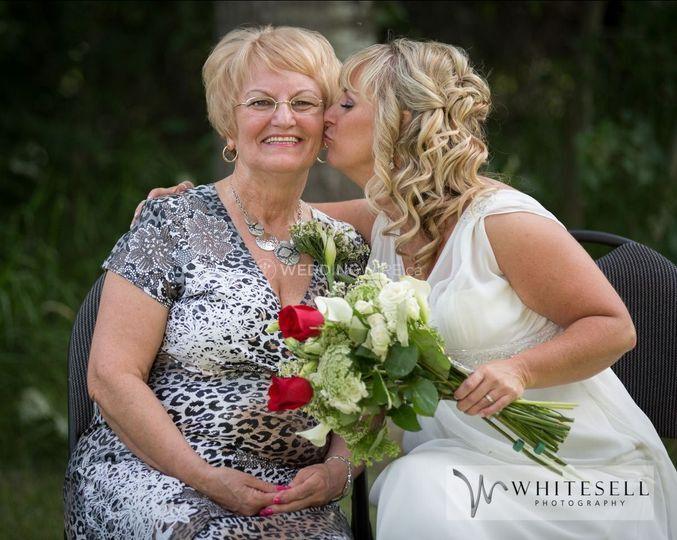 St. Albert, Alberta bride